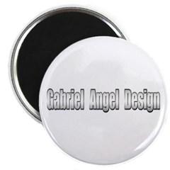 Gabriel Angel Design Magnet