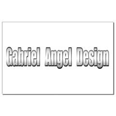 Gabriel Angel Design Small Posters