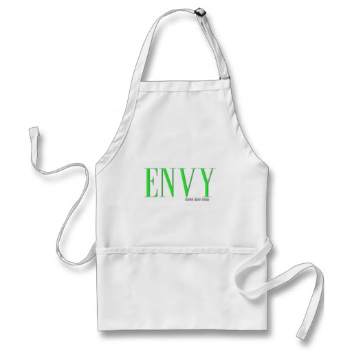 Envy Logo Adult Apron