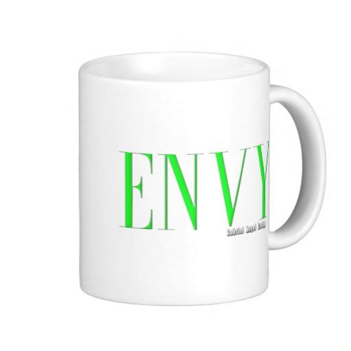Envy Logo Classic White Mug