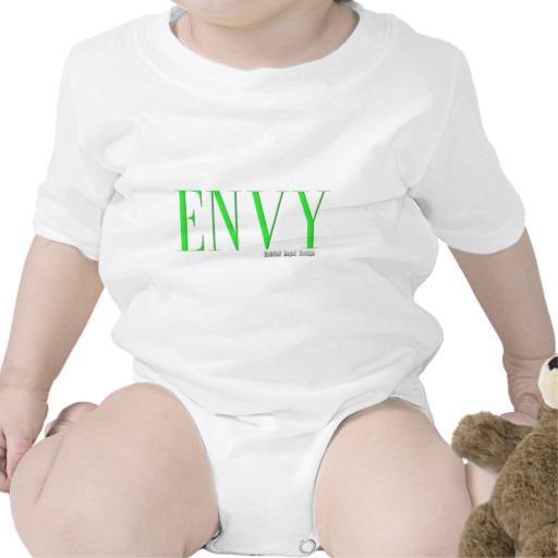 Envy Logo Infant Creeper