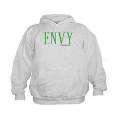 Envy Logo Kids Sweatshirt by Hanes
