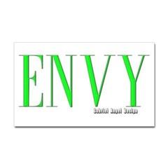 Envy Logo Rectangle Decal