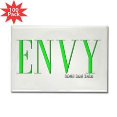 Envy Logo Rectangle Magnet (100 pack)