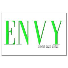 Envy Logo Small Posters