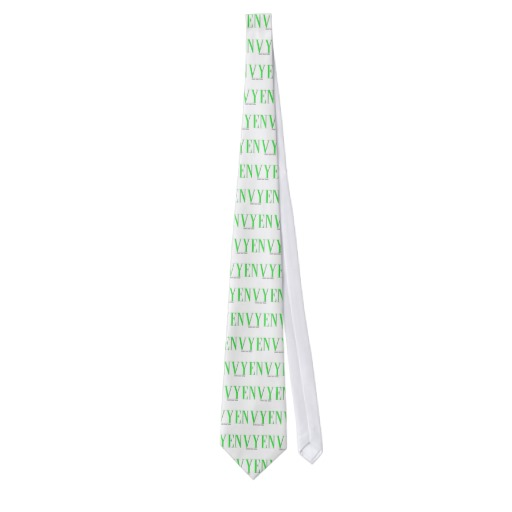 Envy Logo Tie