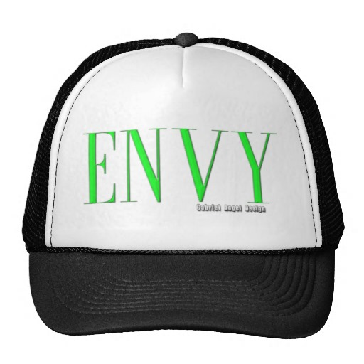 Envy Logo Trucker Hat