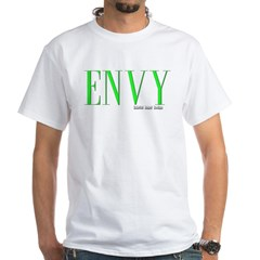 Envy Logo White T-Shirt