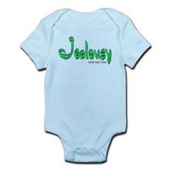 Jealousy Logo Infant Bodysuit