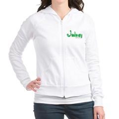 Jealousy Logo Junior Zip Hoodie