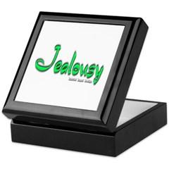 Jealousy Logo Keepsake Box