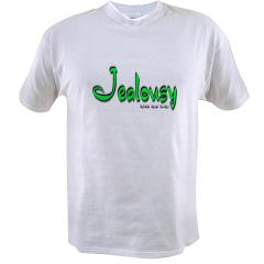 Jealousy Logo Value T-shirt