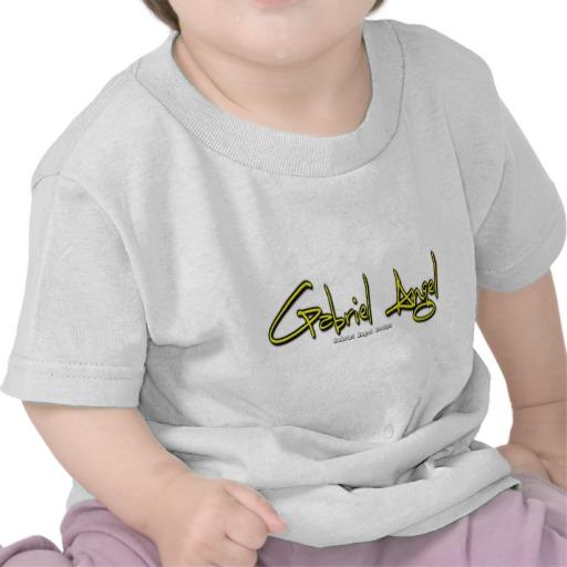 Gabriel Angel Logo Infant T-Shirt