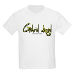 Gabriel Angel Logo Youth T-Shirt by Hanes