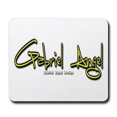 Gabriel Angel Mousepad