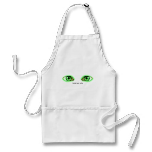 Envy Eyes Adult Apron