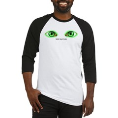 Envy Green Eyes Baseball Jersey T-Shirt