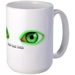 Envy Green Eyes Mug
