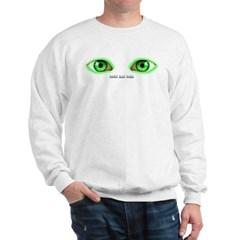 Envy Green Eyes Sweatshirt