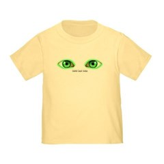 Envy Green Eyes Toddler T-Shirt