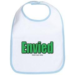 Envied Baby Bib