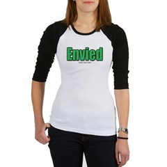 Envied Junior Raglan T-shirt