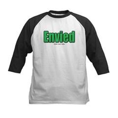Envied Kids Baseball Jersey T-Shirt