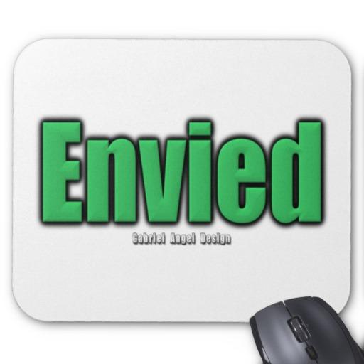 Envied Mousepad