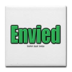 Envied Tile Coaster