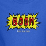 Boom Cartoon Blurb
