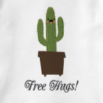 Cactus Offering Free Hugs