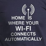 Home is Where Wi-Fi Connects Auto