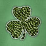 shamrock outline logo